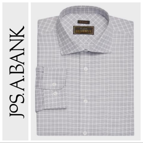 Jos. A. Bank Other - NEW JOS. A. BANKS Reserve Collection DRESS SHIRT
